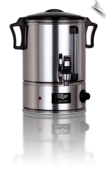 Zip 5 Litre - 1500W Satinless Steel Urn